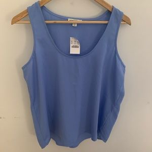 Blue J Crew tank - with tags!